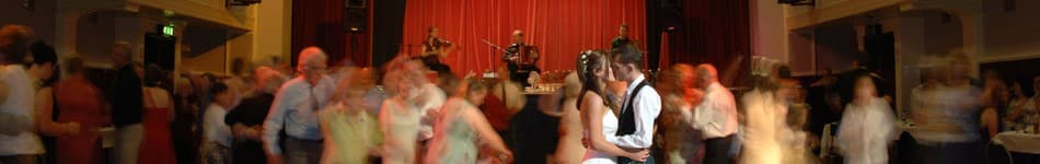 Ceilidh Experience wedding page