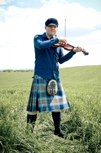 Ceilidh Experience Fiddler Paul